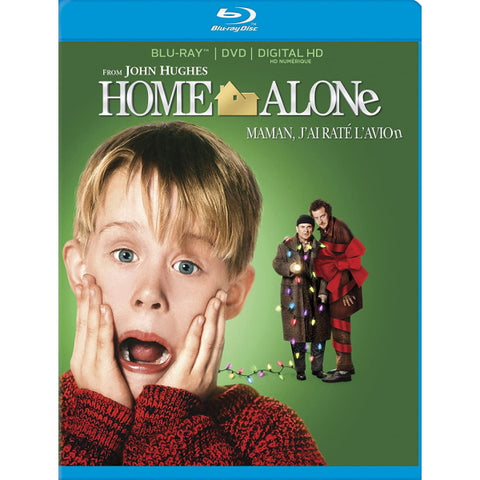 Home Alone [Blu-ray + DVD]
