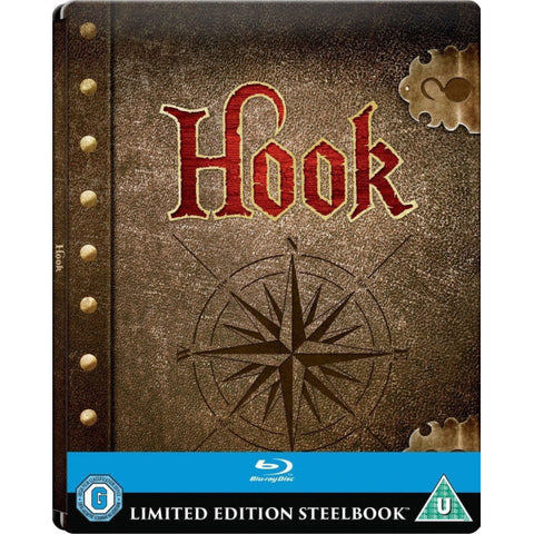 Hook - Limited Edition SteelBook [Blu-ray]