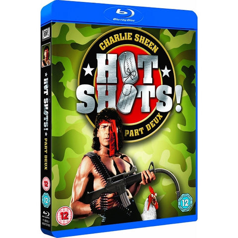 Hot Shots!: Part Deux [Blu-Ray]