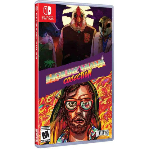 Hotline Miami Collection [Nintendo Switch]