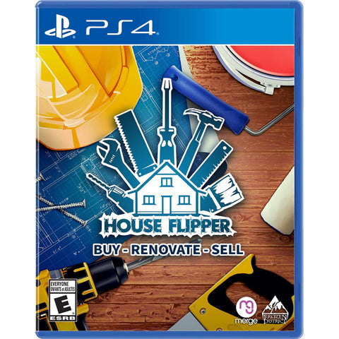 House Flipper [PlayStation 4]