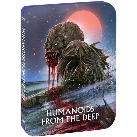 Humanoids From The Deep - Limited Edition Collectible SteelBook [Blu-Ray]