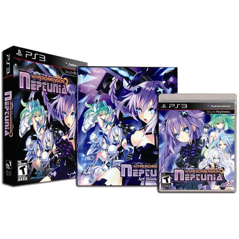 Hyperdimension Neptunia - Premium Edition [PlayStation 3]