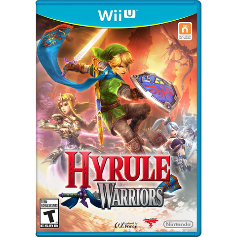 Hyrule Warriors [Nintendo Wii U]