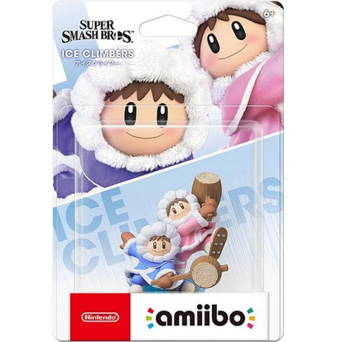 Ice Climbers Amiibo - Super Smash Bros. Series [Nintendo Accessory]