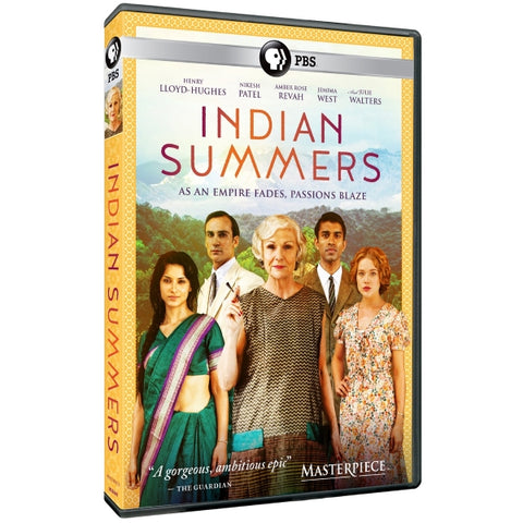Indian Summers: The Complete First Season [DVD Box Set]