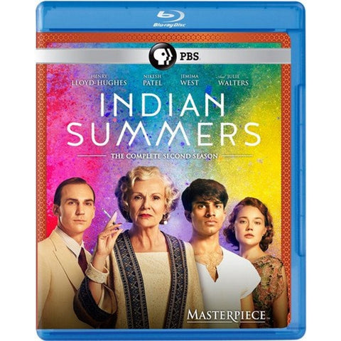 Indian Summers: The Complete Second Season [Blu-Ray Box Set]