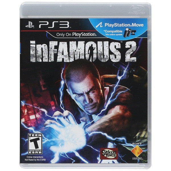 inFamous 2 [PlayStation 3]