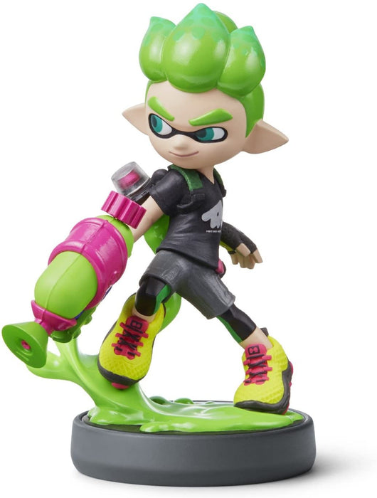 Inkling Boy Amiibo - Splatoon Series [Nintendo Accessory]