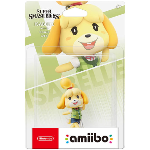 Isabelle Amiibo - Super Smash Bros. Series [Nintendo Accessory]