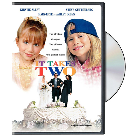 It Takes Two [DVD]