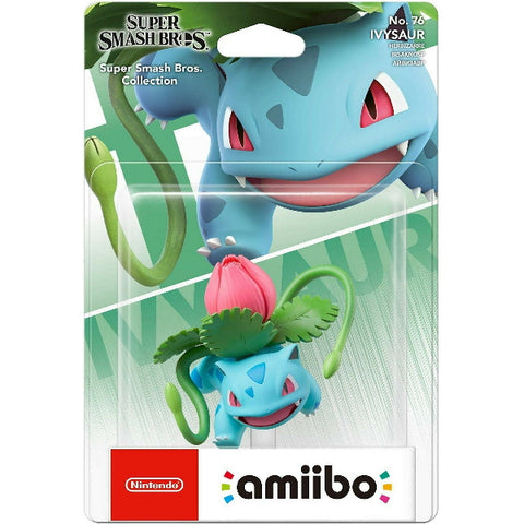 Ivysaur Amiibo - Super Smash Bros. Series [Nintendo Accessory]
