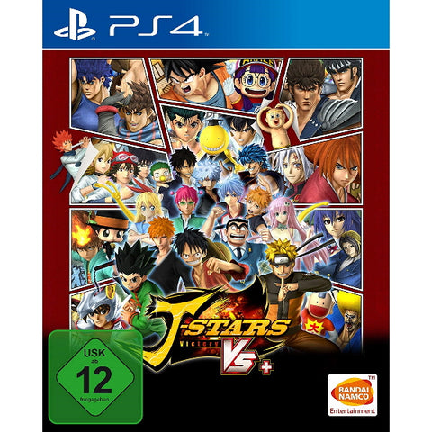 J-Stars Victory Vs+ [PlayStation 4]