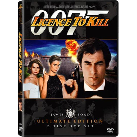 James Bond 007: Licence to Kill [DVD]