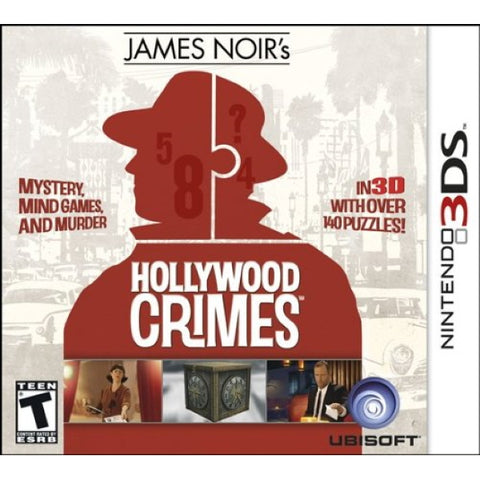 James Noir's Hollywood Crimes [Nintendo 3DS]