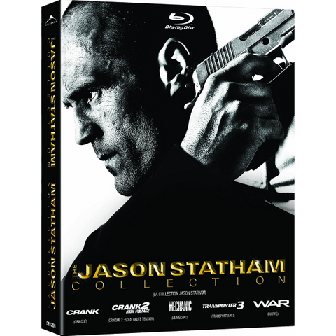 The Jason Statham Collection [Blu-Ray Box Set]