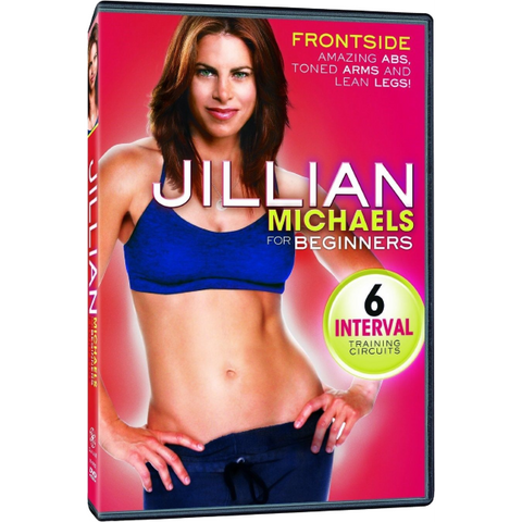 Jillian Michaels for Beginners: Frontside [DVD]