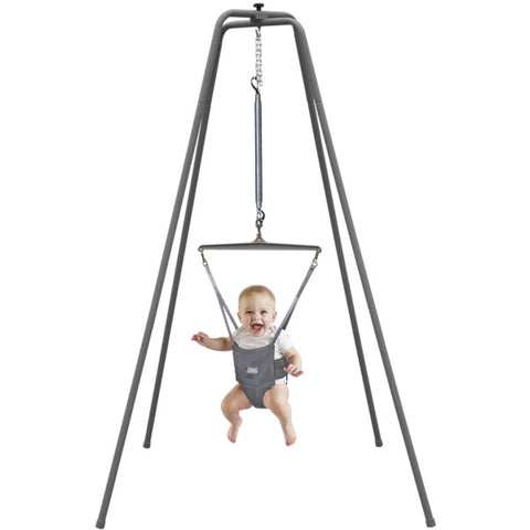 Jolly Jumper: The Original Baby Exerciser with Super Stand [Toys, Ages 3 Months+]