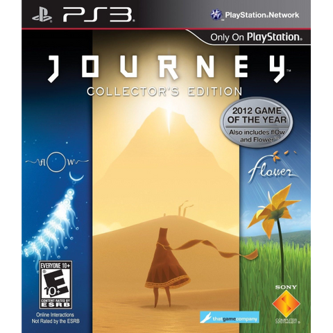 Journey: Collector's Edition [PlayStation 3]