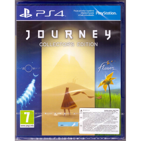 Journey: Collector's Edition [PlayStation 4]