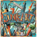 Junk Art [Board Game, 2-6 Players]