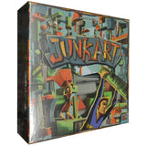 Junk Art - Plastic Version [Board Game, 2-6 Players]