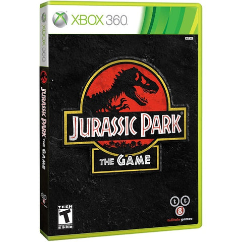 Jurassic Park: The Game [Xbox 360]