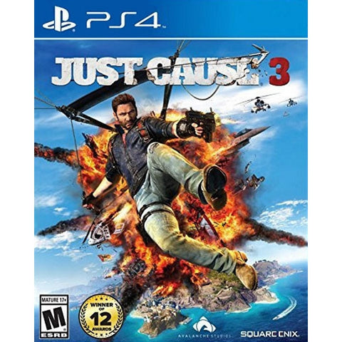 Just Cause 3 [PlayStation 4]