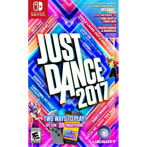 Just Dance 2017 [Nintendo Switch]