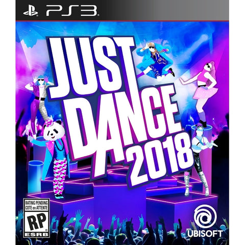 Just Dance 2018 [PlayStation 3]