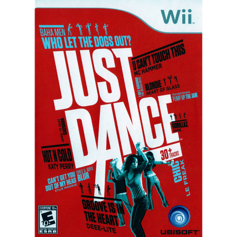 Just Dance [Nintendo Wii]
