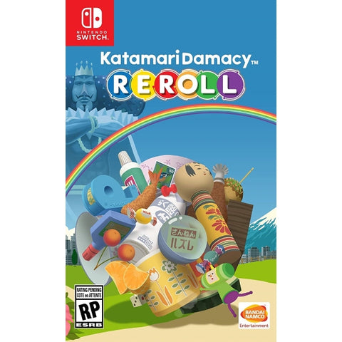 Katamari Damacy REROLL [Nintendo Switch]