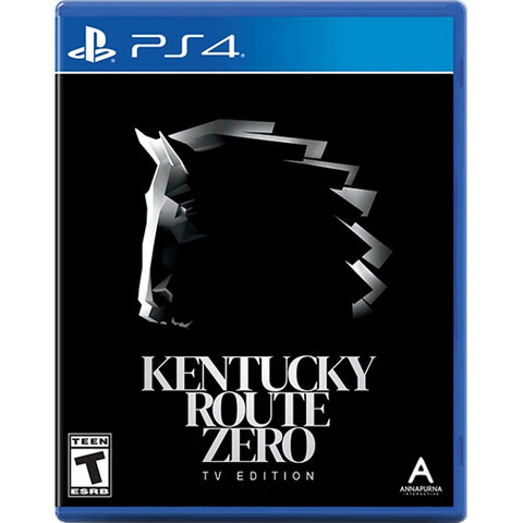 Kentucky Route Zero: TV Edition [PlayStation 4]