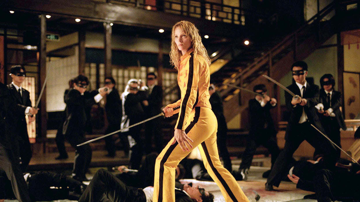 Kill Bill Vol. 1 / Kill Bill Vol. 2 Double Feature [Blu-Ray Box Set]