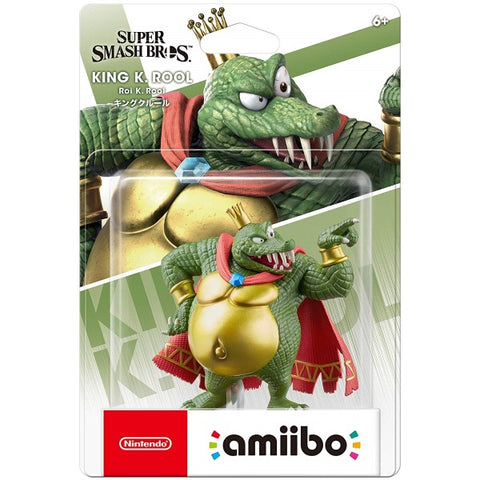 King K Rool Amiibo - Super Smash Bros. Series [Nintendo Accessory]
