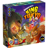 King of Tokyo [Board Game, 2-6 Players]