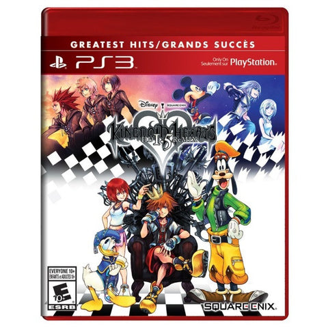 Kingdom Hearts: HD 1.5 ReMix [PlayStation 3]