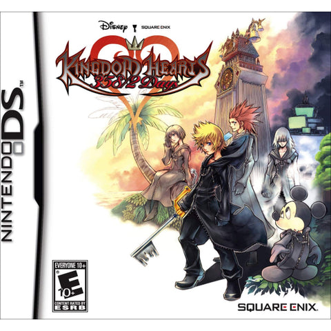 Kingdom Hearts 358/2 Days [Nintendo DS DSi]