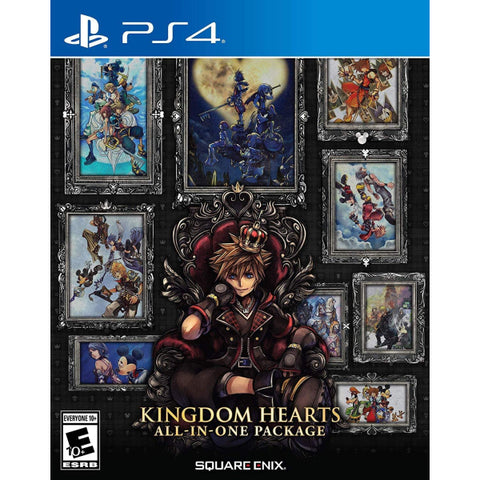 Kingdom Hearts: All-in-One Package [PlayStation 4]