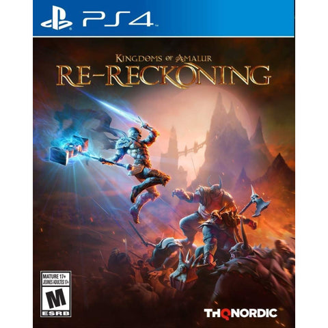 Kingdoms of Amalur: Re-Reckoning [PlayStation 4]
