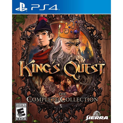 King's Quest: The Complete Collection [PlayStation 4]
