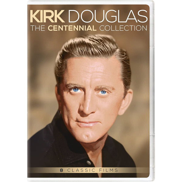 Kirk Douglas: The Centennial Collection [DVD Box Set]