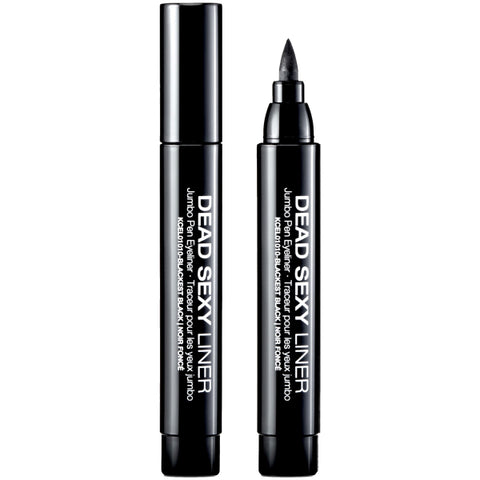 Kiss New York Professional Dead Sexy Liner Jumbo Pen Eyeliner - Blackest Black [Beauty]