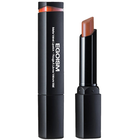 Kiss New York Professional Egoism Matte Velvet Lipstick - Cap'n Crunch [Beauty]