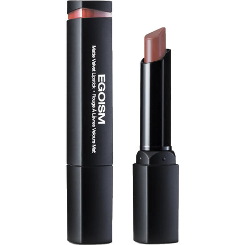 Kiss New York Professional Egoism Matte Velvet Lipstick - London Fog [Beauty]
