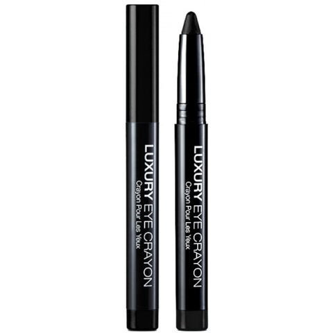 Kiss New York Professional Luxury Eye Crayon - Black [Beauty]