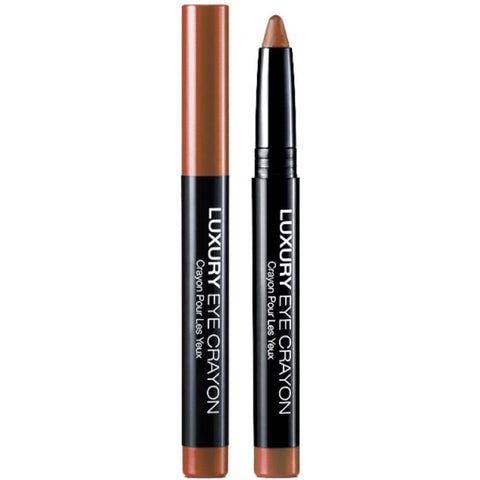 Kiss New York Professional Luxury Eye Crayon - Orange Brown [Beauty]