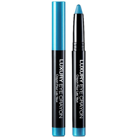 Kiss New York Professional Luxury Eye Crayon - Turquoise [Beauty]