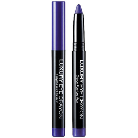Kiss New York Professional Luxury Eye Crayon - Violet [Beauty]