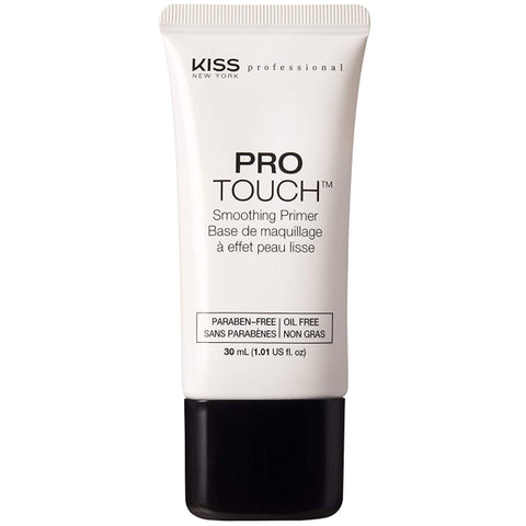 Kiss New York Professional Pro Touch - Smoothing Face Primer - 30mL [Beauty]